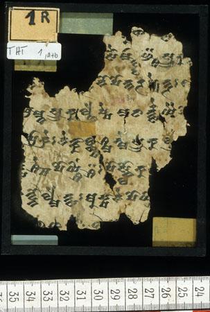 THT 1a Verso