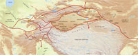 Click to View a Map of the Silk Road